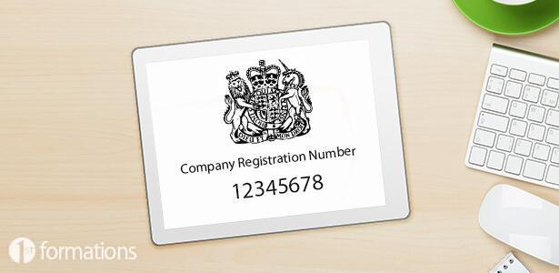 Where do i find my company registration number crn a tablet showing the companies house logo yadclub Gallery