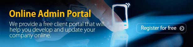 1st free admin portal