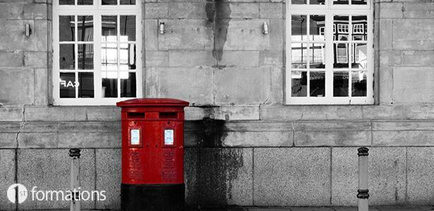 Royal Mail Letter Box