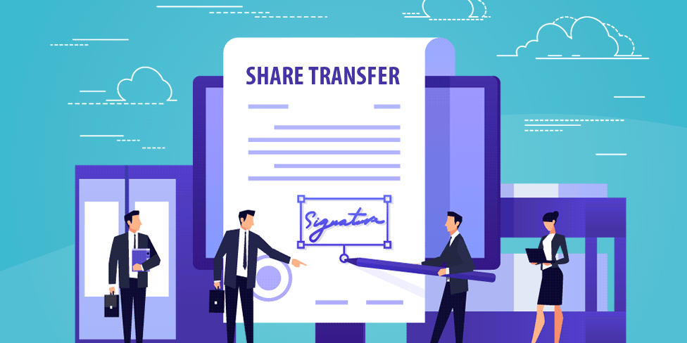 Transferring And Issuing Company Shares