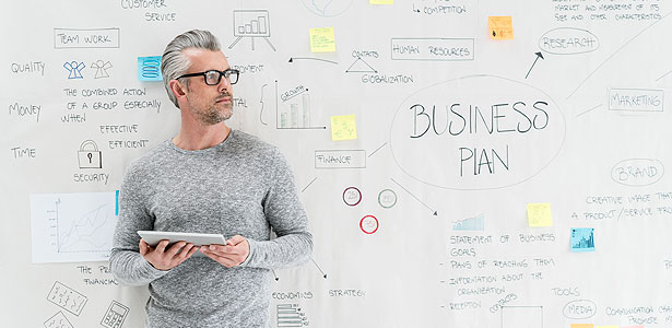 How do I write a business plan?