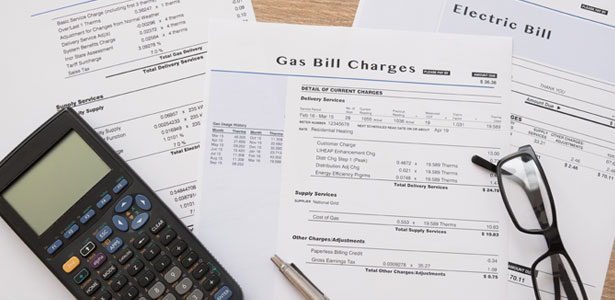 Your mortgage and utilities