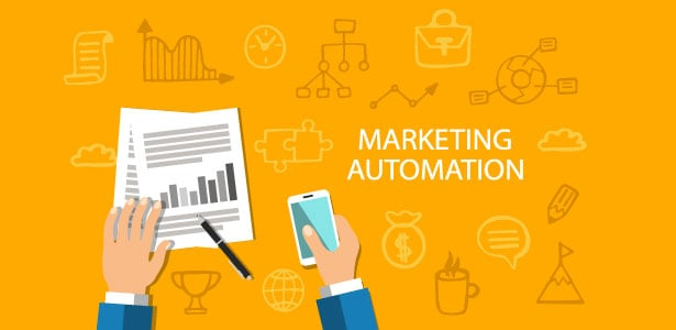 6. An automated marketing system