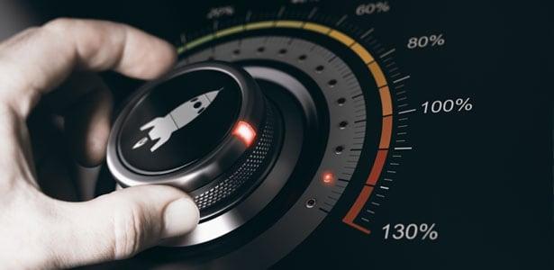 8. A faster cache plugin